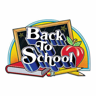 Back To School Sign](Back To School Decorations)