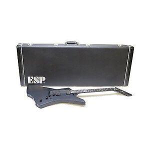 ESP LTD snakebyte satin black à vendre, excellente condition!