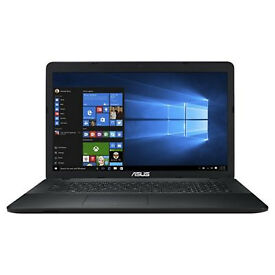 ASUS x751s like NEW 8gb Ram 1TB hd 17.3 inch ASAP