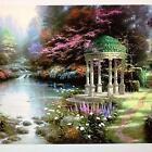 Thomas Kinkade Paintings Garden of Prayer