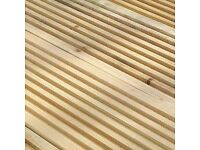 Newly founded wooden decking specialist