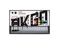 Korg Volca Sample OK GO Edition Digital Sampler Sequencer Incl 6 x AA Batteries