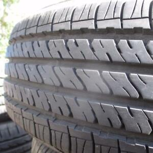 FIRESTONE AFFINITY TOURING S4 205/65R16 TIRES 95% TREAD