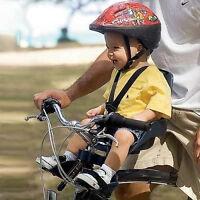 Bobike mini+ - Siège de vélo pour bébé frontal