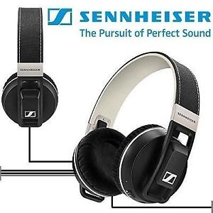 OB SENNHEISER URBANITE HEADPHONE 506087 184656328 XL BLACK WIRELESS OVER EAR HEADPHONE OPEN BOX