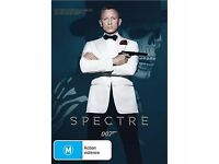 SPECTRE DVD JAMES BOND GREAT CONDITION BARGAIN !