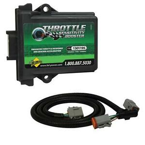 Throttle Sensitivity Booster - Dodge/Ford/Jeep
