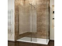 700 x 1900 Shower screen