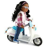 NEW: Newberry Motor Bike/Scooter For Dolls
