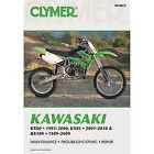 KX Clymer Motorcycle Repair Manuals & Literature