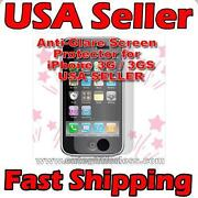 iPhone 3GS Screen Protector Anti Glare