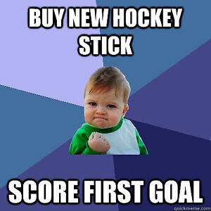 Looking for any used cheap hockey sticks