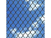 25 metre roll chain link fencing