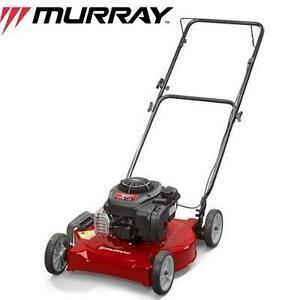 "NEW MURRAY 20"" GAS-POWERED MOWER 20'' - 125cc - 7'' WHEELS 105089373"