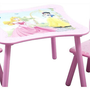 Fisher Price Tricycle & Wooden Princess Table & One Chair
