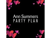 Ann Summers Party Plan - Party Nights