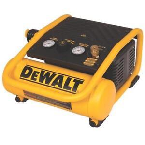 dewalt d55140 Compresseur Trim Boss - 1 gal., 1 pi3/min, 135 lb/po² neufff