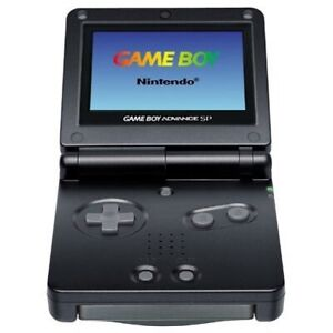 I'm looking for gameboy advance sp