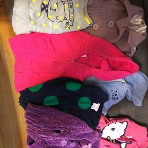 Lot of girls 6-18 months clothing