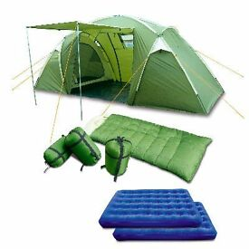 4 Person Tent Outfit