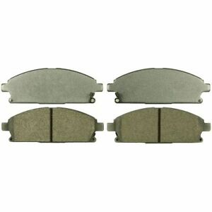 brake pads front pathfinder qx4 and Xtrail 1995 - 2005
