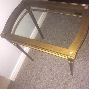 2 Castleton End Tables