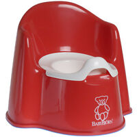 babybjorn potty chair red - fauteuil Pot Rouge