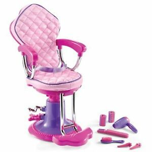 "Newberry hair Salon Chair for 18"" Dolls like American Girl"