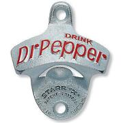 Dr Pepper Soda Bottle