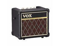 Vox mini3 guitar amp
