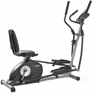 Proform Hybrid Trainer Elliptical Bike