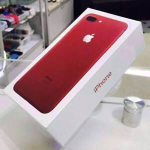 BRAND NEW SEALED IPHONE 7 PLUS 128GB GOLD SILVER RED UNLOCKED Surfers Paradise Gold Coast City Preview