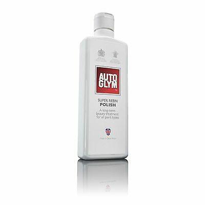 Autoglym Exceptional High Gloss Shine Super Resin Polish 325ml