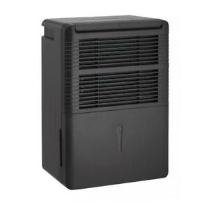 Danby portative air conditionner, dehumidifier, 33L capacity, black