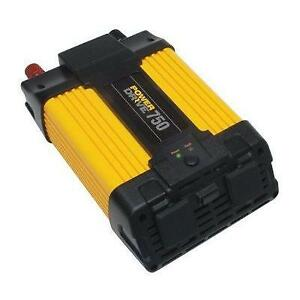 750-Watt Dc To Ac Power Inverter With Usb Port And 2 Ac Outlet