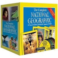 The Complete National Geographic 110 Years (31 CD Box Set)