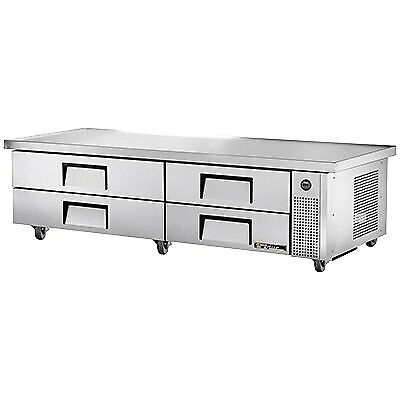 True Trcb-82-86 Refrigerated Base Equipment Stand