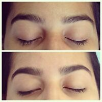 $5* Jash Eyebrows Threading and Henna Tattoo*Lacewood Dr