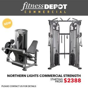 Commercial Curl Machine Functional Trainer Multi Press Smith Lat