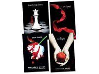 BRAND NEW Stephenie Meyer Twilight Saga Collection 4 Books Set
