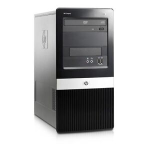 HP COMPAQ MICROTOWER DX2400 - CPU : E4600 - ORDINATEUR RECYCLÉ