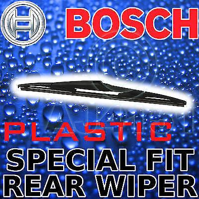 Bosch Specific Rear Plastic Wiper Blade Peugeot 807 all