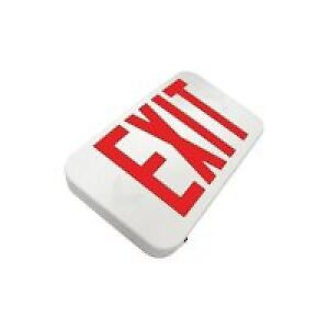 EXIT SIGN 75% OFF  LIKE NEW
