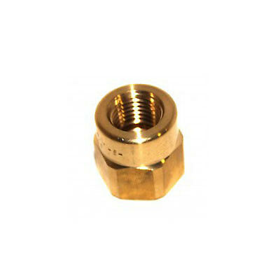 Spraying Systems 8.707-921.0 Tip-jet Adapter Cap 14 Fpt Brass