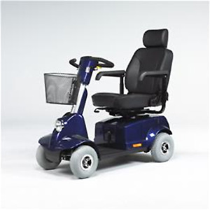 FORTRESS 1700 TA 4-wheel Mobility Scooter - Like New