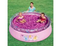Disney paddling pool