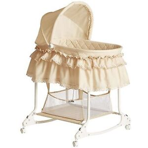 Beautiful bassinet for sale!