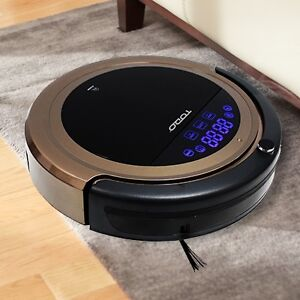 Todo Robot Vacuum with Wet/Dry Mop and HEPA Filter Sydney City Inner Sydney Preview