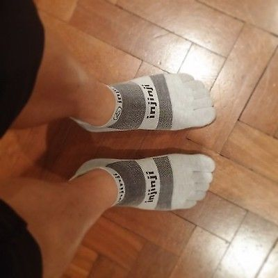 Auch die Socken sind entscheidend.