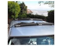 FCS Premium Double Soft Rack - Surfing racks for car roof